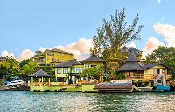 Coconut Grove Shopping Village, Ocho Rios, Saint Ann, Jamaica
