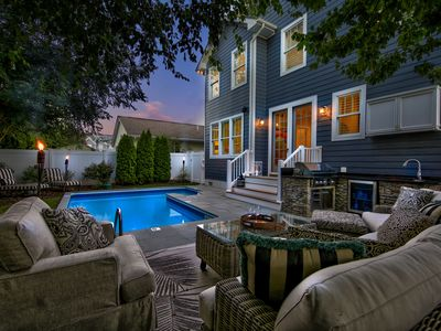 Photo for In Town Rehoboth Beach with Private Pool!