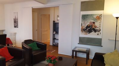 Photo for standing building, Apt 2 pieces, 52 m2, furnished any comfort 75016