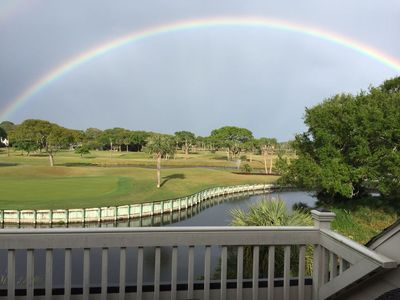 Photo for 2019 complete renovation! Gorgeous! Walk to beach, pools, golf, amenity cards!