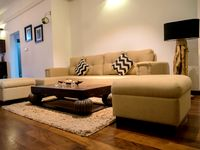 Modern flat which suited our needs in Mount Lavinia