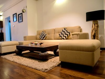 Photo for Sea View 2-BR Colonial Style Luxury Apartment