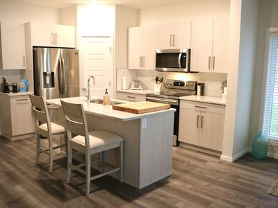 Photo for Gorgeous New 3 Bedroom Townhouse in West Lethbridge