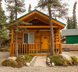 Photo for Cozy  Wolverine Cabin Close to Denali