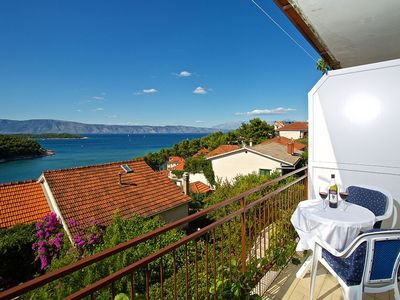 Photo for Apartment VB  A2 Vinka 2(5)  - Jelsa, Island Hvar, Croatia