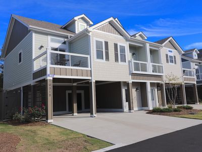Photo for Message in a Bottle at Beacon Villas, 4 Bedroom Luxury Townhouse