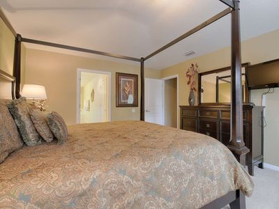 Photo for Star Wars Opens August 29, Book Now!  Large Pool Home, Windsor Hills Resort, minutes to Disney