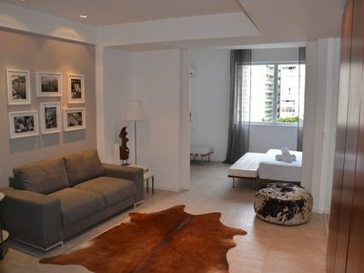 Photo for BRAND NEW One Bedroom Apartment - Ipanema -  Ideal Location