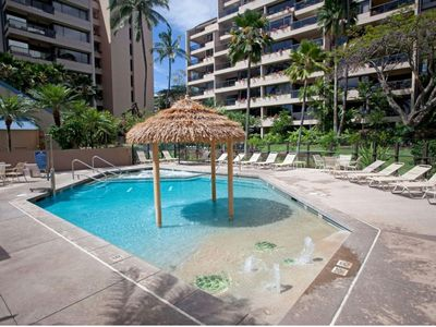 Photo for Sands of Kahana Maui Hawaii. Beautiful 3 Bedroom 2 bath Beach side Timeshare .