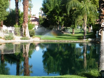 Photo for An Oasis In The Desert ; Peaceful, Centrally Located, Water View