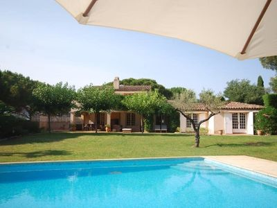 Photo for Magnificent villa with pool in the middle of vineyards with pool