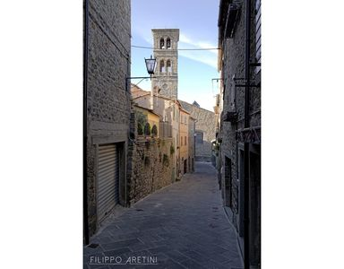 Photo for Apartment in the center of Cortona with Internet, Washing machine (712194)