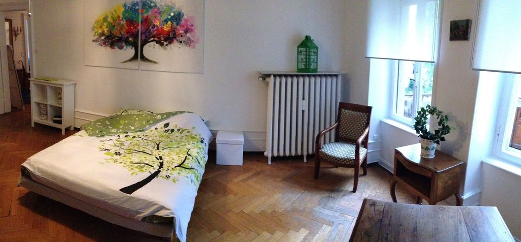 Family Rooms On A France Near Strasbourg