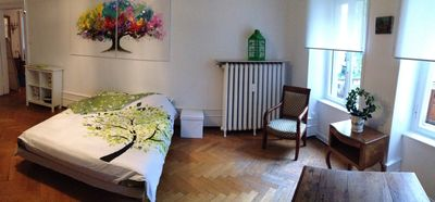 Photo for Beautiful 6 rooms near the city center & the European Institutions