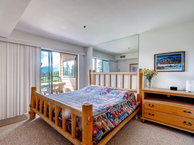 Photo for 2 BR Condo w/views of Lake Dillon. Private garage & common area hot tub