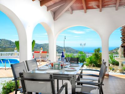 Photo for Vacation home Casa Manrrique in Torrox Costa - 6 persons, 3 bedrooms