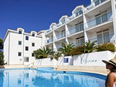 Photo for Apartments Illyrian Resort, Milna  in Brac - 4 persons, 1 bedroom