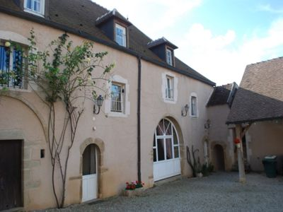 Photo for Domaine de La Vieille Borde -The Gîte Misty **** Ground floor 4 people