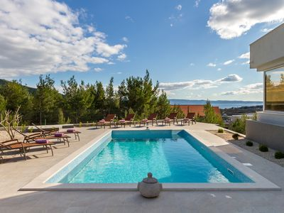 Photo for Villa Laetitia only 8 km from Split historical center
