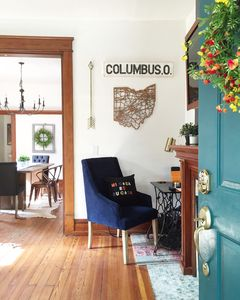 Photo for Historic German Village Townhome: Walk to Park, Restaurants, Coffee & More
