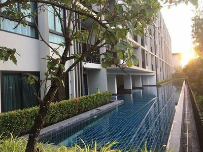 Photo for Cute Pets Style Condo 213,Bangtao Beach