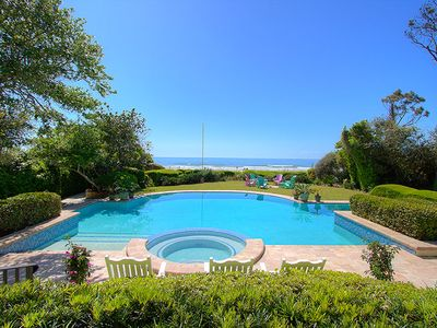 Photo for 15 Seaside Sparrow - Oceanfront Luxury Home in Sea Pines w/ Private Pool & Spa