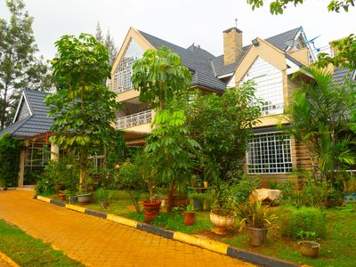 Photo for 9BR House Vacation Rental in Nairobi, Nairobi