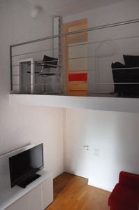 Photo for Rome: Sleeping space and living room - two levels between Repubbli