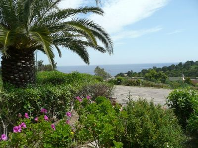 Photo for STUDIO FOR 4 BEAUTIFUL SEA VIEW ALL NEAR THE BEACH OF BONPORTEAU