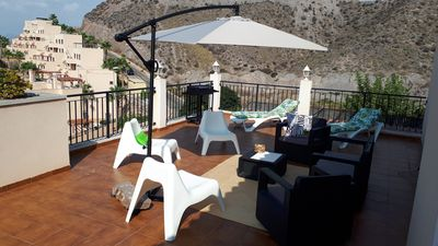 Photo for Charming new construction apartment in Águilas, Murcia