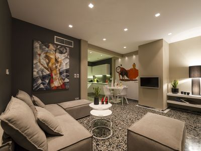 Photo for Ma Maison, Lycabettus Acropolis View, Penthouse,15' To City Center,1' From Metro