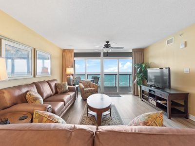 Photo for Comfortable Condo on the 6th Floor, Indoor Pool | Crescent Keyes - 604
