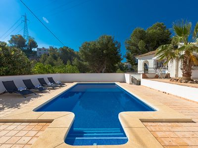 Photo for CHARRA, Villa in Altea for 4 pax with private pool and free wifi
