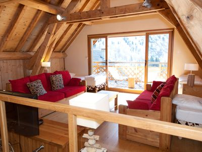 Photo for Charming chalet Vaujany / Domaine de l'Alpe d'Huez