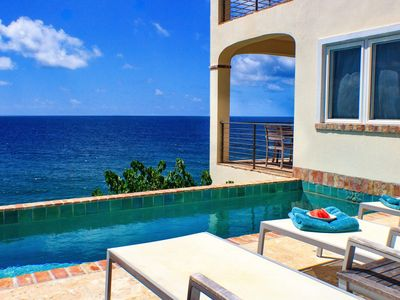 The Breakers At Cane Bay | St. Croix Luxury Oceanfront Villa With Amazing Views