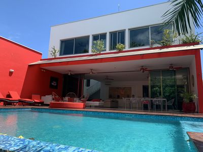 Photo for DREAM HOUSE - CASA SUEÑO - PLAYA DEL CARMEN