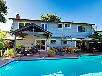 Photo for Wine Country Oasis w/ Private Pool, Patio & Backyard - Near Golf & Hot Spring