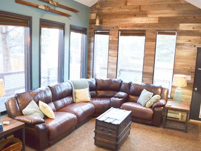 Photo for Forest Rose-Hot Tub-Pet Friendly-Close to Ski Cooper-Modern remodel w/ Leadville Charm!
