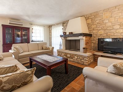 Photo for Vacation home Fragaria in Poreč/Heraki - 8 persons, 4 bedrooms