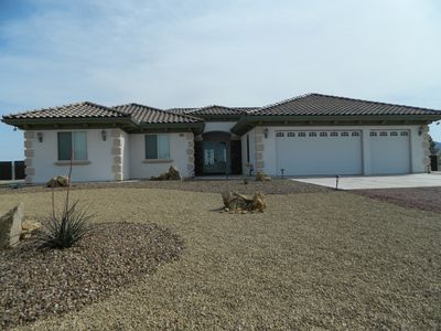 Photo for Custom Home fully equipped kitchen / BBQ / Patio / Wifi and much more.