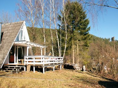 Photo for Cozy cottage in the Palatinate Forest - in the southern Wasgau