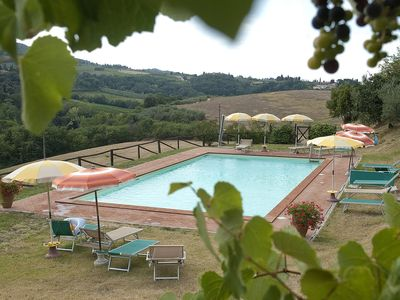 Photo for 1BR Apartment Vacation Rental in San Gimignano, Tuscany