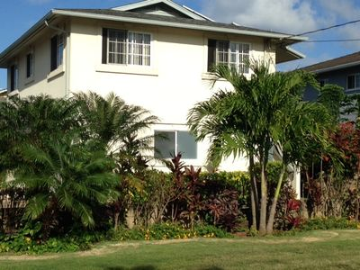 Photo for Spacious, quiet apartment on North Shore Oahu.