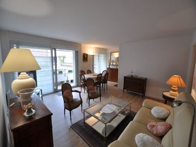 Photo for Beautiful F4 golden triangle with south facing balcony and parking