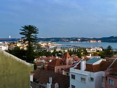 Photo for Fantastic River View on Your Stay in Lisbon