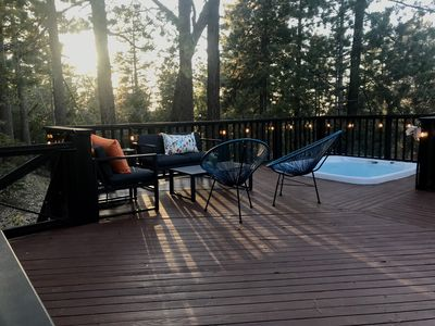 Photo for Family Getaway and retreat atThe Red Door Idyllwild