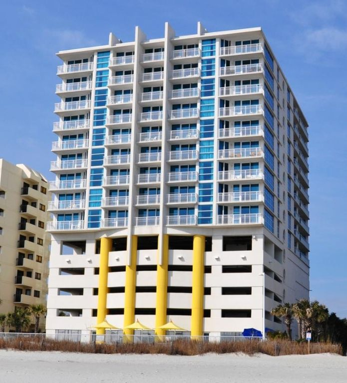 3 Bedroom Luxury Ocean View Condo At Seaside Resort North Myrtle Beach Myrtle Beach Grand