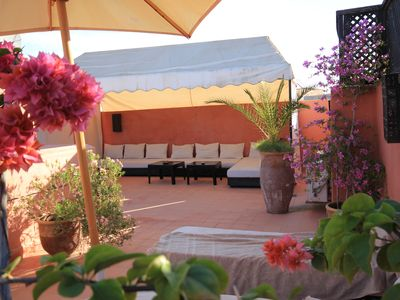 Photo for Riad in Marrakech for 10 people