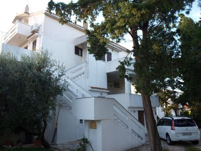 Photo for Apartment in the center of Novalja with Air conditioning, Parking, Balcony (461252)