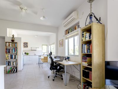 Photo for Exceptional apartment; stylishly renovated, extremely bright
